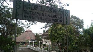 Bogor Golf Club (BGC) di Jl. Dr. Sumeru, Kecamatan Bogor Barat, Kota Bogor (dok. KM)