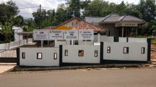 Kantor Kelurahan Tanjung Senang, Kecamatan Kotabumi Selatan, Lampung Utara (dok. KM)