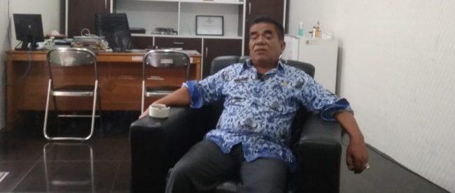 BOGOR (KM) Kepala Dinas Koperasi Dan UMKM Kota Bogor Samson Purba (dok. KM)