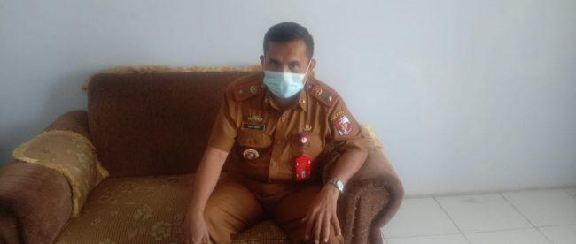 Kepala Dinas Pemuda, Olahraga dan Pariwisata Kabupaten Lampung Utara, Imam Hanafi (dok. KM)
