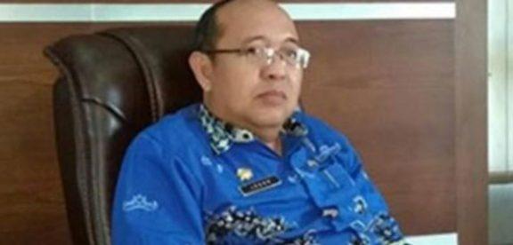 Sekretaris Daerah Kabupaten Lampung Utara, Lekok (dok. KM)