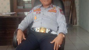 Kepala Dinas Perhubungan Kabupaten Lampung Utara, Basirun Ali (dok. KM)