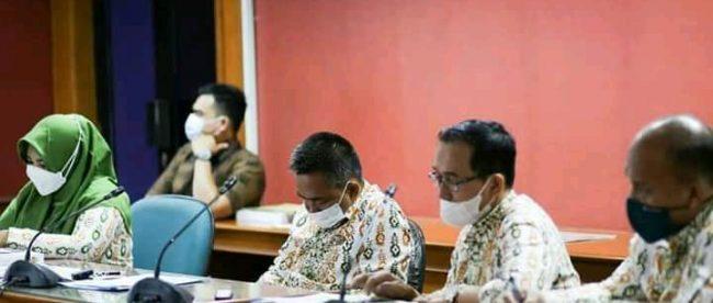 Acara Sosialisasi Kajian Pemekaran Daerah Kabupaten Subang, Kamis 14/1/2021 (dok. KM)