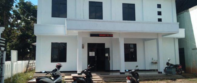 Kantor Desa Cisaga, Kecamatan Cibogo, Kabupaten Subang (dok. KM)