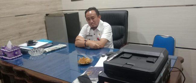 Kepala Bagian Kesejahteraan Kabupaten Lampung Utara, Bambang Hadiansah (dok. KM)