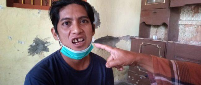 Sunaryo (35), korban pengeroyokan di Magetan, Jawa timur (dok. KM)