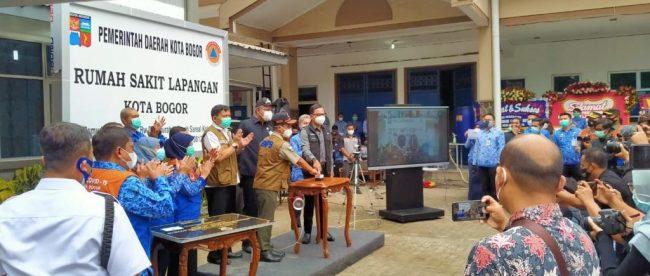 Peresmian RS Lapangan Kota Bogor, Senin 18 Januari 2020 (dok. KM)