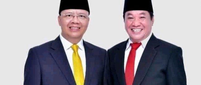 Cagub-Cawagub Bengkulu terpilih dan di tetapkan KPU Provinsi Bengkulu Kamis,(18/02/2021)