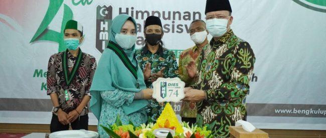 Dies Natalis Himpunan Mahasiswa Islam (HMI) ke 74.
