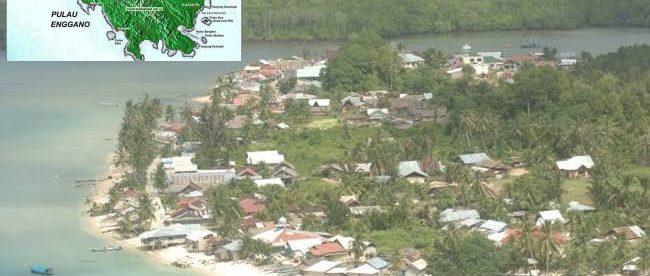 Pulau Enggano Provinsi Bengkulu