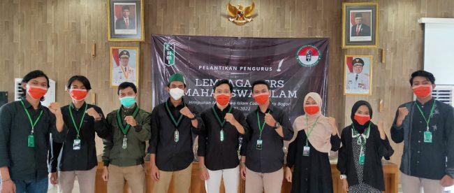 Pengurus HMI Kota Bogor (dok. KM)