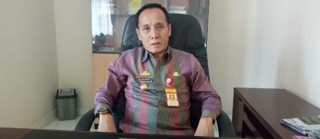 Plt. Kepala Dinas Sosial Lampura, Mankodri (dok. KM)