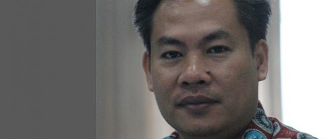 Ketua UmumAsosiasi Daerah Penghasil Panas bumi Indonesia, Hasanuddin (dok. KM)