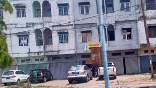 Lokasi yang diduga tempat perjudian tembak ikan di Jambi (dok. KM)