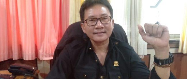Ketua DPRD Kabupaten Subang Narca Sukanda (dok. KM)