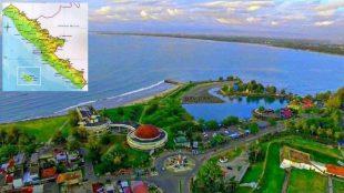 Peta dan Kota Prov.Bengkulu