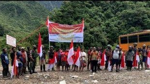 Deklarasi penolakan kekerasan di Tembagapura, Papua (istimewa)