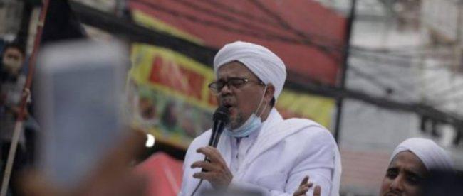 Habib Rizieq Shihab (dok. sindonews)