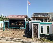 Kantor Desa Kihiyang, Kecamatan Binong, Kabupaten Subang (dok. KM)