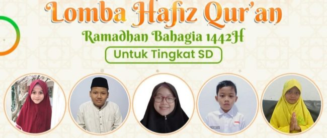 Para peserta lomba hafiz Quran Depok yang lolos 10 besar (dok. KM)