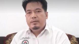 Adhar Cilas M.si, Plt Kepala Dinas Pemberdayaan Masyarakat (PMD) Kabupaten Kaur Prov.Bengkulu