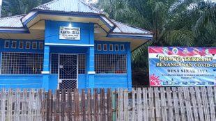 Kantor Balai Desa Sinar Jaya Kecamatan Kaur Tengah Kabupaten Kaur Provinsi Bengkulu