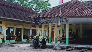 Kantor Kecamatan Curugkembar, Kabupaten Sukabumi (dok. KM)