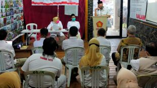 Konsolidasi Partai Gerindra Kota Bogor (dok. KM)