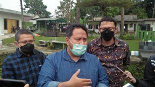 Direktur Utama Perumda Tirta Pakuan Kota Bogor Rino Indira Gusniawan (dok. KM)