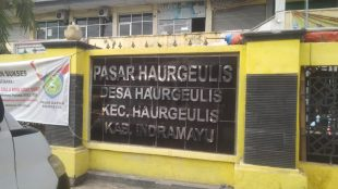 Pasar Haurgeulis, Indramayu (dok. KM)