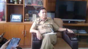 Kepala DKPP Kota Bogor Anas S. Rasmana (dok. KM)