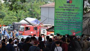 Pengambilalihan Pasar Tekum Kota Bogor dari PT. Galvindo Ampuh (dok. KM)