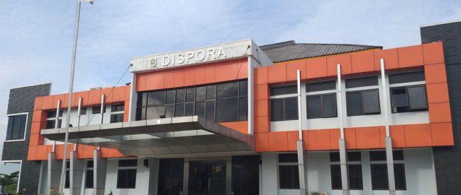 Kantor Dinas Pemuda dan Olahraga Kota Bogor (stock)